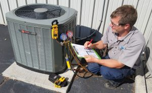 HVAC Service Columbia TN