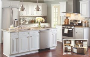 Detroit Kitchen Cabinet Refacing